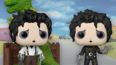 Photo of Funko Halloween Reveals: Edward Scissorhands POP!