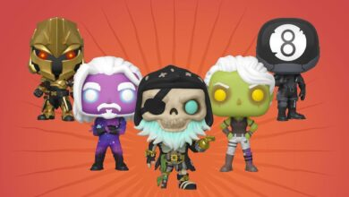 Photo of New Glam Shots Of This Summers Funko POP! Fortnite Wave Revealed