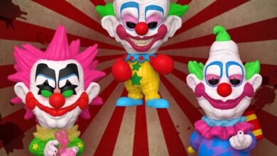Photo of Funko Halloween Reveals: Killer Klowns From Outer Space POP!