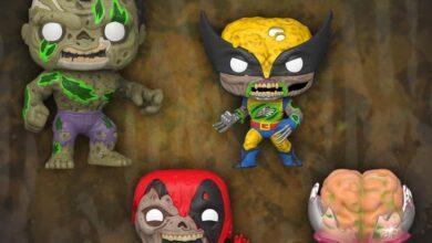 Photo of Funko Halloween Reveals: Marvel Zombies POP! & Mystery Minis