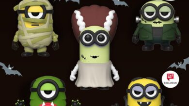 Photo of Funko Halloween Reveals: Monster Minions POP!