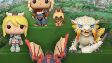 Photo of Funko Announces Monster Hunter Stories POP!