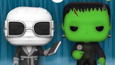 Photo of Funko Halloween Reveals: Universal Monsters POP!