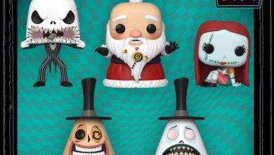 Photo of Funko Halloween Reveals: The Nightmare Before Christmas POP!
