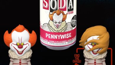 Photo of Funko Halloween Reveals: Pennywise Soda Figure