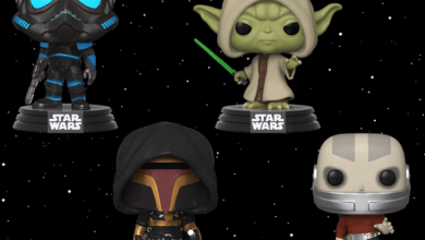 Photo of GameStop Exclusive Star Wars Video Games Funko POP! Announced