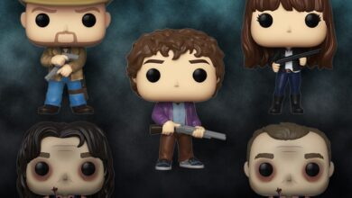 Photo of Funko Halloween Reveals: Zombieland POP!