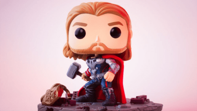 Photo of Amazon Exclusive Deluxe Avengers Assemble Thor Funko POP! Now Available For Pre-Order