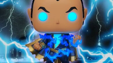 Photo of Black Adam Exclusive Funko POP! Is Now Available For Pre-Order