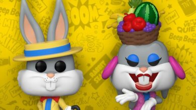 Photo of Bugs Bunny 80th Anniversary Funko POP! Glam Shots Revealed