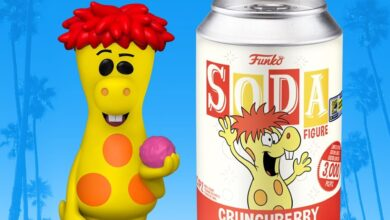Photo of Funko SDCC 2020 Exclusive Reveals: Cap'n Crunch Funko Soda