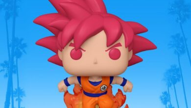 Photo of Funko SDCC 2020 Exclusive Reveals: Dragon Ball Super POP!