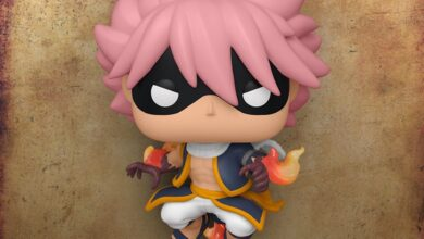 Photo of AAA Anime Exclusive Etherious Natsu Dragneel From Fairy Tail Funko POP! Announced