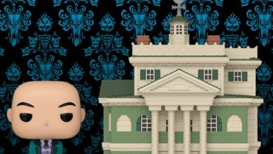 Photo of Haunted Mansion POP! Town Revealed