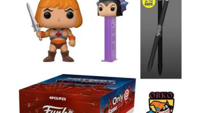 Photo of GameStop Exclusive Masters Of The Universe Collector's Box Is Now Available For Pre-Order