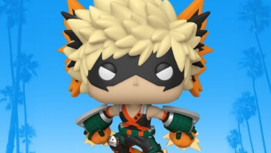 Photo of Funko SDCC 2020 Exclusive Reveals: My Hero Academia POP!