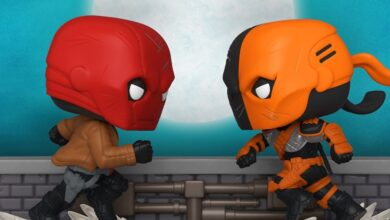 Photo of SDCC Exclusive Red Hood Vs. Deathstroke Comic Moment Funko POP! Now Available For Pre-Order