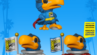 Photo of Funko SDCC 2020 Exclusive Reveals: SDCC Ad Icons POP!