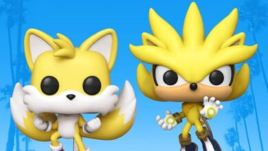 Photo of Funko SDCC 2020 Exclusive Reveals: Sonic The Hedgehog POP!