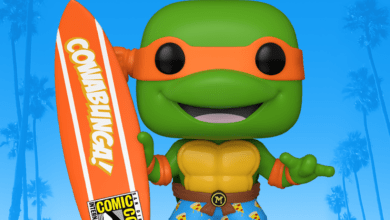 Photo of Funko SDCC 2020 Exclusive Reveals: Teenage Mutant Ninja Turtles POP!