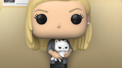Photo of GameStop Exclusive Angela From The Office Funko POP! Is Now Available For Pre-Order