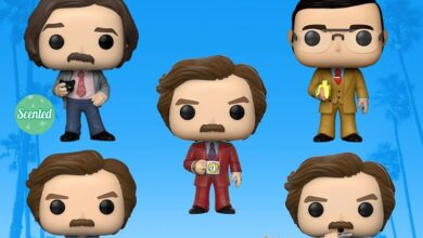 Photo of Funko SDCC 2020 Exclusive Reveals: Anchorman POP!
