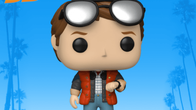 Photo of Funko SDCC 2020 Exclusive Reveals: Back To The Future POP!