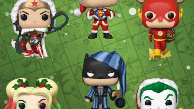 Photo of Funko Announces DC Comics Holiday Themed POP!