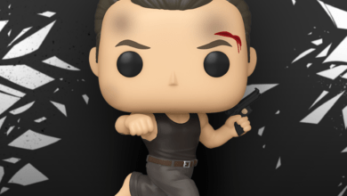Photo of Walmart Exclusive Die Hard John McClane Announced