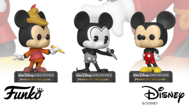 Photo of Disney Archives Mickey Mouse Funko POP! Series Announced