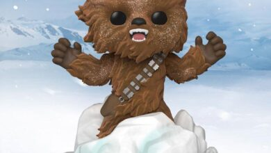 Photo of Star Wars Battle At Echo Base Flocked Chewbacca Amazon Exclusive Funko POP! Is Now Available For Pre-Order