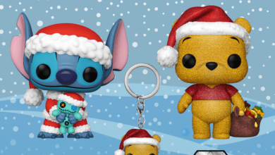 Photo of Hot Topic Exclusive Disney Holiday Funko POP! Are Now Available For Pre-Order