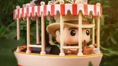 Photo of Disney Parks Exclusive Jungle Cruise Funko POP! Rides Is Now Available