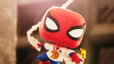 Photo of Box Lunch Exclusive Pizza Spider-Man Is Now Available For Pre-Order
