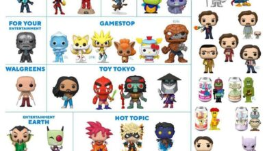Photo of Funko SDCC 2020 Shared Exclusive List Revealed