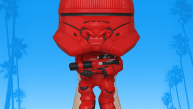 Photo of Funko SDCC 2020 Exclusive Reveals: Star Wars The Rise Of Skywalker