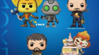Photo of New PlayStation GameStop Exclusive Funko POP! Coming This Fall