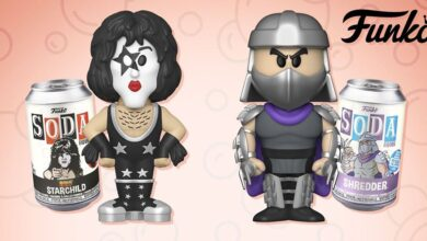 Photo of A New Wave Of Funko Soda Figures Announced (KISS, TMNT, Samurai Jack, & Child's Play)