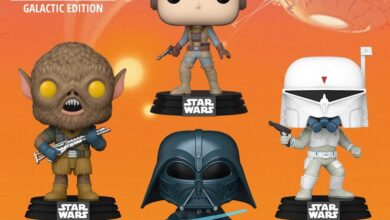 Photo of Funko Announces Their Star Wars Celebration Exclusive POP!