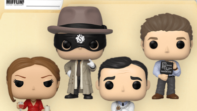 Photo of A New Wave Of The Office Funko POP! & Mystery Minis Coming This Fall!