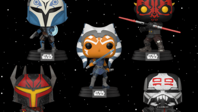 Photo of Brand New Star Wars: The Clone Wars Funko POP! Announced