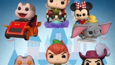 Photo of Disneyland 65th Anniversary Funko POP! Wave 2 Announced!