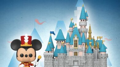 Photo of Disneyland 65th Anniversary Funko POP! Line Announced