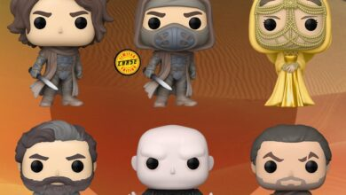 Photo of Funko Announces Dune (2020) POP!