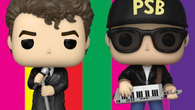 Photo of Funko Announces Pet Shop Boys POP! Rocks