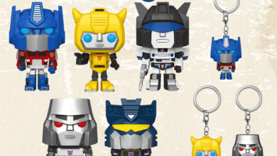 Photo of These Retro Toys Transformers Funko POP! Are More Than Meets The Eye!