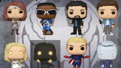 Photo of The Boys Funko POP! Glam Shots
