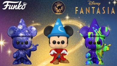 Photo of Funko Announces Fantasia 80th Anniversary POP!
