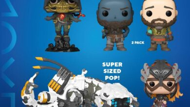 Photo of A Brand New Wave Of GameStop Exclusive PlayStation Funko POP! Coming This Fall