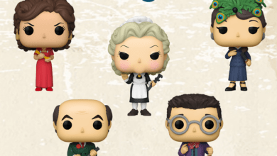 Photo of Funko Reveals The Retro Toys Clue POP! Line-Up